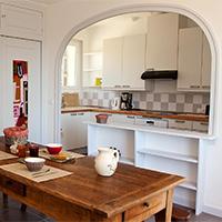 L'Escale Chambres d'hôtes, la cuisine