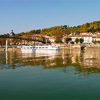 Trévoux, cité historique proche de Lyon